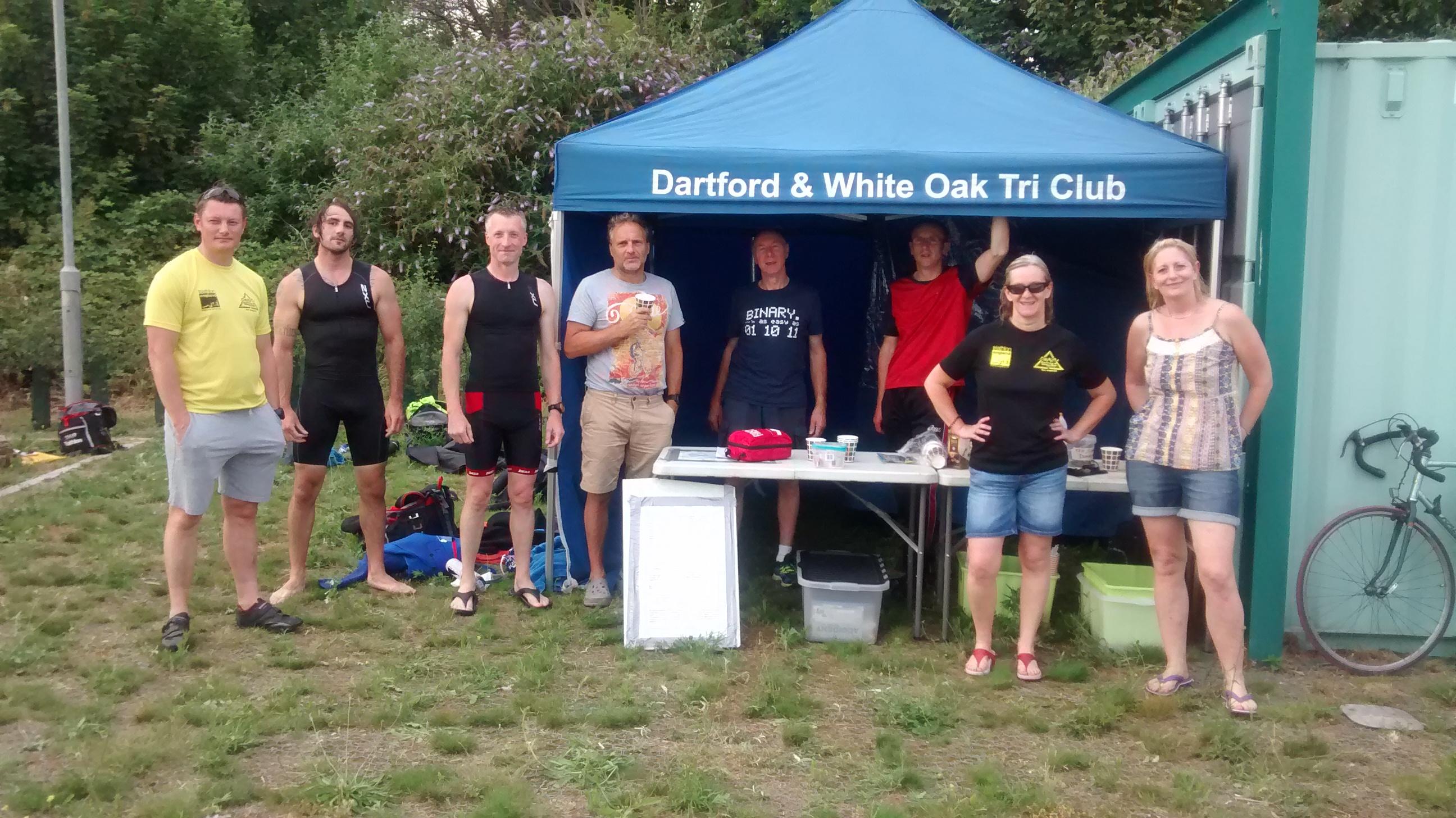 Lake Swimming Now Open For 2017 Dartford And White Oak Triathlon Club